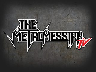 The metal messiah TV episode logo